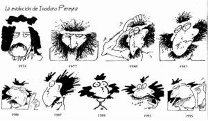 Evolucion de Inodoro Pereira